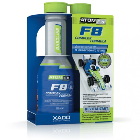 AtomEX F8 Complex Formula For Petrol Engine