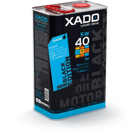 XADO LX AMC Black Edition 5W-40 SM/CF