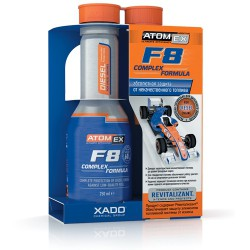 AtomEx F8 Complex Formula for Diesel Engine